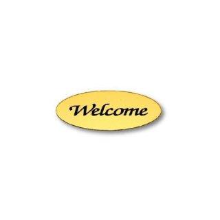 サイン WELCOME オーバルAD