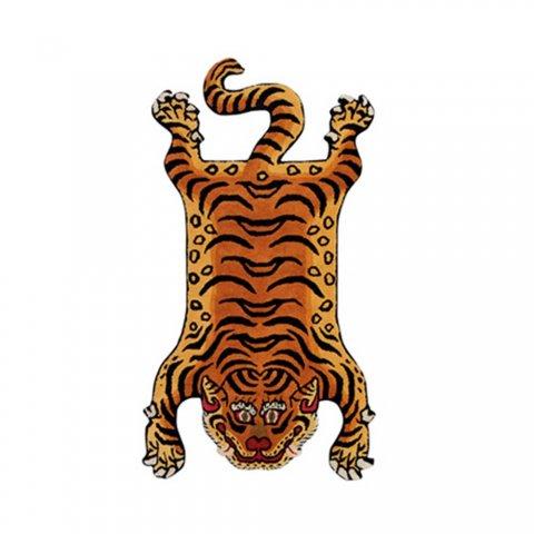"""Tibetan Tiger Rug """"DTTR-02 / Medium"""""""