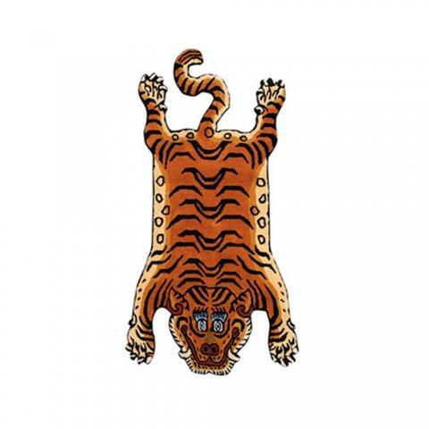 """Tibetan Tiger Rug """"DTTR-01 / Medium"""""""