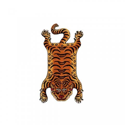 "Tibetan Tiger Rug ""DTTR-02 / Small"""
