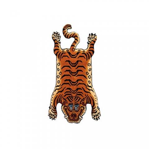"Tibetan Tiger Rug ""DTTR-01 / Small"""