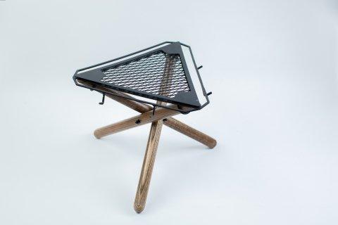 焚き火side stand(脚付)ビンテージカラー
