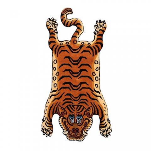 """Tibetan Tiger Rug """"DTTR-01 / X-Large"""""""
