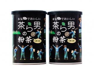 Chara O no Konacha (Powdered tea by Chara O) 20pcs