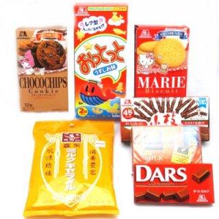 おかしのマーチ 森永のお菓子セット (7種類入) (omtmamnsa)