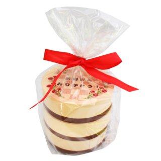 おかしのマーチ 母に感謝!母の日チョコっとせんべい 母の日ギフトボックス3段ver (omtma5603)