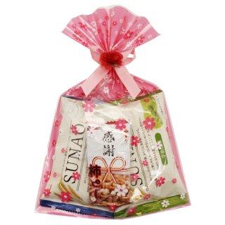 (全国送料無料) おかしのマーチ お菓子詰め合わせ 素直(SUNAO)な感謝セット 母の日ラッピング プチギフト メール便 (omtmb0730)