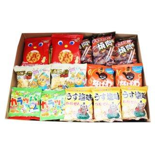 (送料無料)おかしのマーチ 駄菓子・スナック90コセットG (omtma5611)