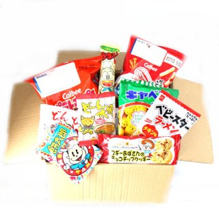 【送料無料】11種類の駄菓子・スナックセット (計39コ入) (omtma5628k)