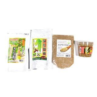(地域限定送料無料)健康食セット(4種・計4コ) A おかしのマーチ (omtma5968k)