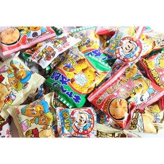 (地域限定送料無料) 人気の菓道太郎スナックセット A(6種・計62コ) おかしのマーチ (omtma6117k)