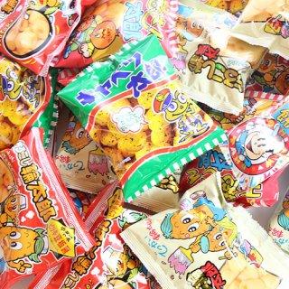 (地域限定送料無料) 人気の菓道太郎スナックセット B(5種・計33コ) おかしのマーチ (omtma6118k)