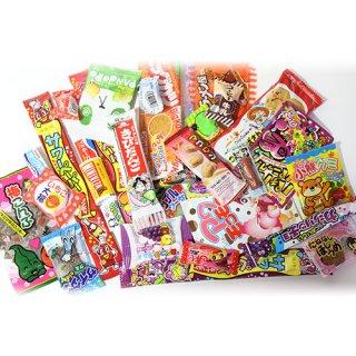 (全国送料無料) 駄菓子33コセット おかしのマーチ メール便 (omtmb5945)