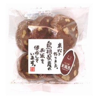 大東農産加工場 チョコクッキー 6個 10コ入り (1000046)