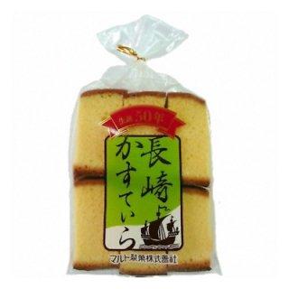 マルト製菓 長崎かすていら 6個 8コ入り (4978498003000)