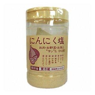 (単品) 森田製菓 ニンニク塩 ボトル 230g (4582134385056)