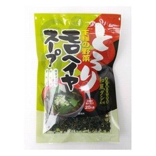 (単品) 森田製菓 モロヘイヤスープ 80g (4964888310032s)