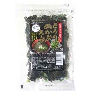 (単品) 森田製菓 とろりめかぶスープ 80g (4964888310056s)