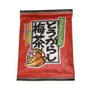 (単品) 森田製菓 とうがらし梅茶 2g×24袋 (4977931050427)