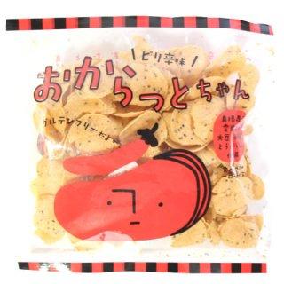大東農産加工場 おからっとちゃん ピリ辛味 50g 10コ入り (4545632001606)