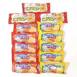 (全国送料無料) <ピエール&マギーの洋菓子> おかしのマーチ メール便 (omtmb6180)