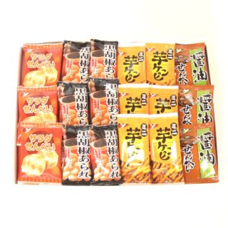 (全国送料無料) お手軽ギフト!ヤスイフーズの小袋お菓子プチギフトセット A (4種・計36個) おかしのマーチ プチギフト メール便 (omtmb6743g)
