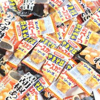 (全国送料無料) 1200円ぽっきり ペヤングやきそばソースカツ入り おつまみセット A (2種・計35個) おかしのマーチ メール便 (omtmb6841)