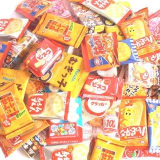 (地域限定送料無料) 駄菓子 チョコレート入り 当たりますようにセット C【60個】おかしのマーチ (omtma5514kk)