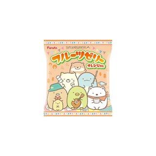 フルタ製菓 すみっコぐらしフルーツゼリー 112g(16g×7個) 24コ入り 2021/03/22発売 (4902501254653)