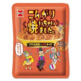 岩塚製菓 こんがり焼いちゃいました 65g 12コ入り 2021/03/08発売 (4901037118019)