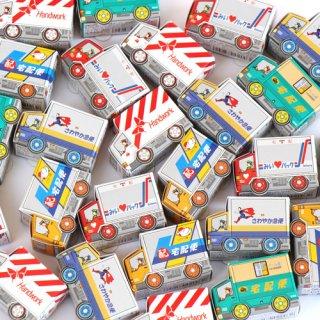 (全国送料無料) 宅配カーパック すっぱいいちご味【25コ】おかしのマーチ メール便 (4992889020032sx25m)