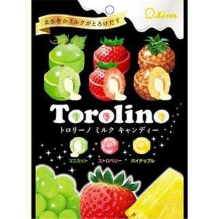 ライオン菓子 トロリーノミルクキャンディー 72g 6コ入り 2021/09/13発売 (4903939020063)