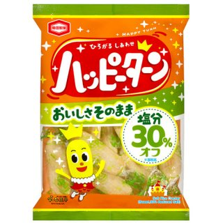 亀田製菓 減塩ハッピーターン 95g 12コ入り 2021/09/20発売 (4901313938522)