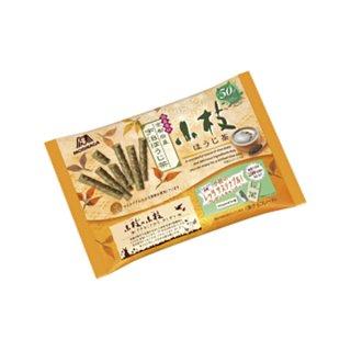 森永製菓 小枝<宇治ほうじ茶>ティータイムパック 116g 10コ入り 2021/09/21発売 (4902888249587)