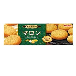 フルタ製菓 マロンクッキー 12枚 20コ入り 2021/09/20発売 (4902501625248)