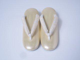 草履 (真綿入り)<br>和小物さくら<br>Mサイズ(23.0〜24.0�)<br>礼装 フォーマル