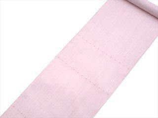 本場大島紬 薄ピンク