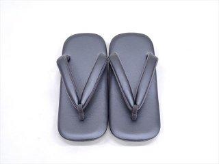 草履<br>濃いグレー Mサイズ(25.5〜26.5�)<br>和装庵