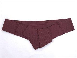 角帯<br>茶紫 衿秀