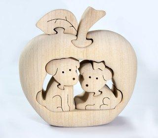 りんごハウス「ワンコ」