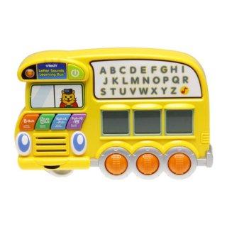 Letter Sounds Learning Bus【チャレンジ!英語バス】