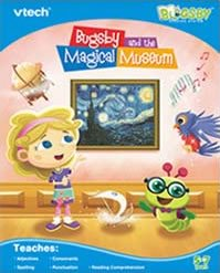 Bugsby and the Magical Museum【バグズビーと不思議な美術館】