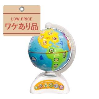 【ワケあり品】Spin & Learn Adventure Globe【地球儀で世界冒険!】