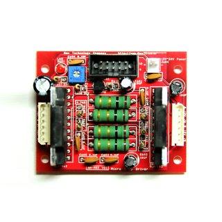 ステッピングモーターマイクロステップ駆動モジュール