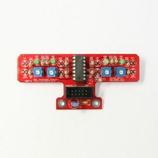 ライントレーサー赤外線センサーモジュール(デジタル 4Ch)