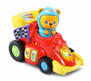 <img class='new_mark_img1' src='https://img.shop-pro.jp/img/new/icons26.gif' style='border:none;display:inline;margin:0px;padding:0px;width:auto;' />VTech Race-Along Bear 【クマさんのレーシングカー】