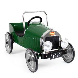 Classic Pedal Car Green