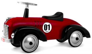 Speedster Dark Red