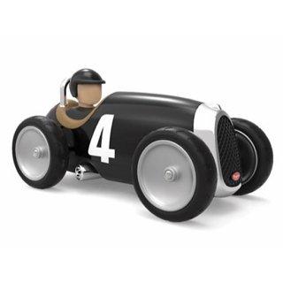 Racing Car Black