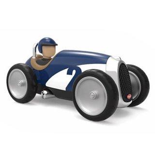 Racing Car Blue